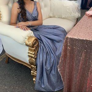 Elegant ball dress
